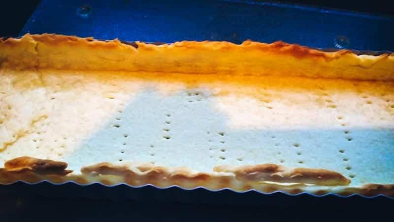 Quiche Teig - Tarte Teig Grundrezept vorgebacken
