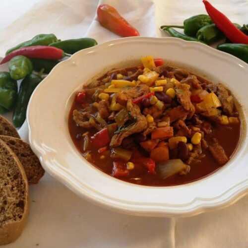 Chili con Carne Originalrezept