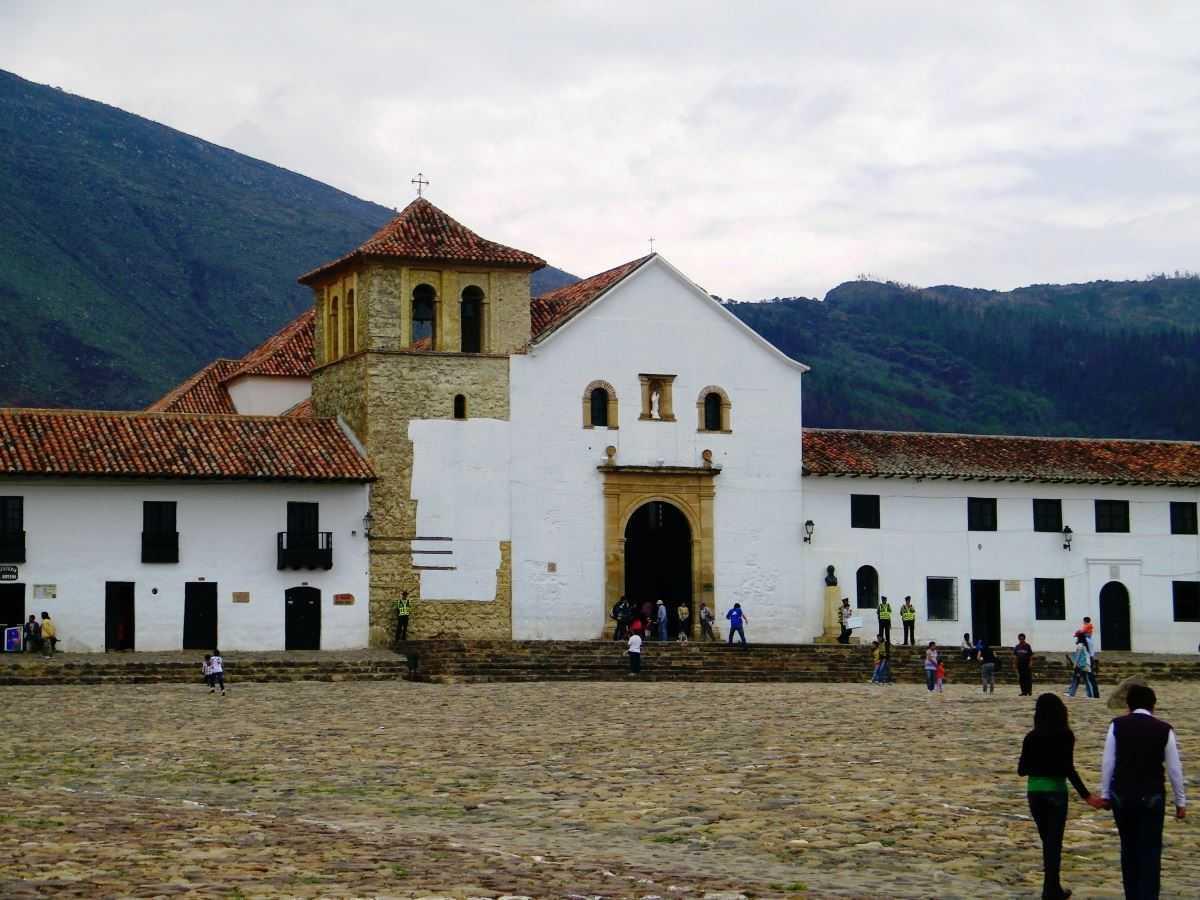 Kolumbien Villa de Leyva