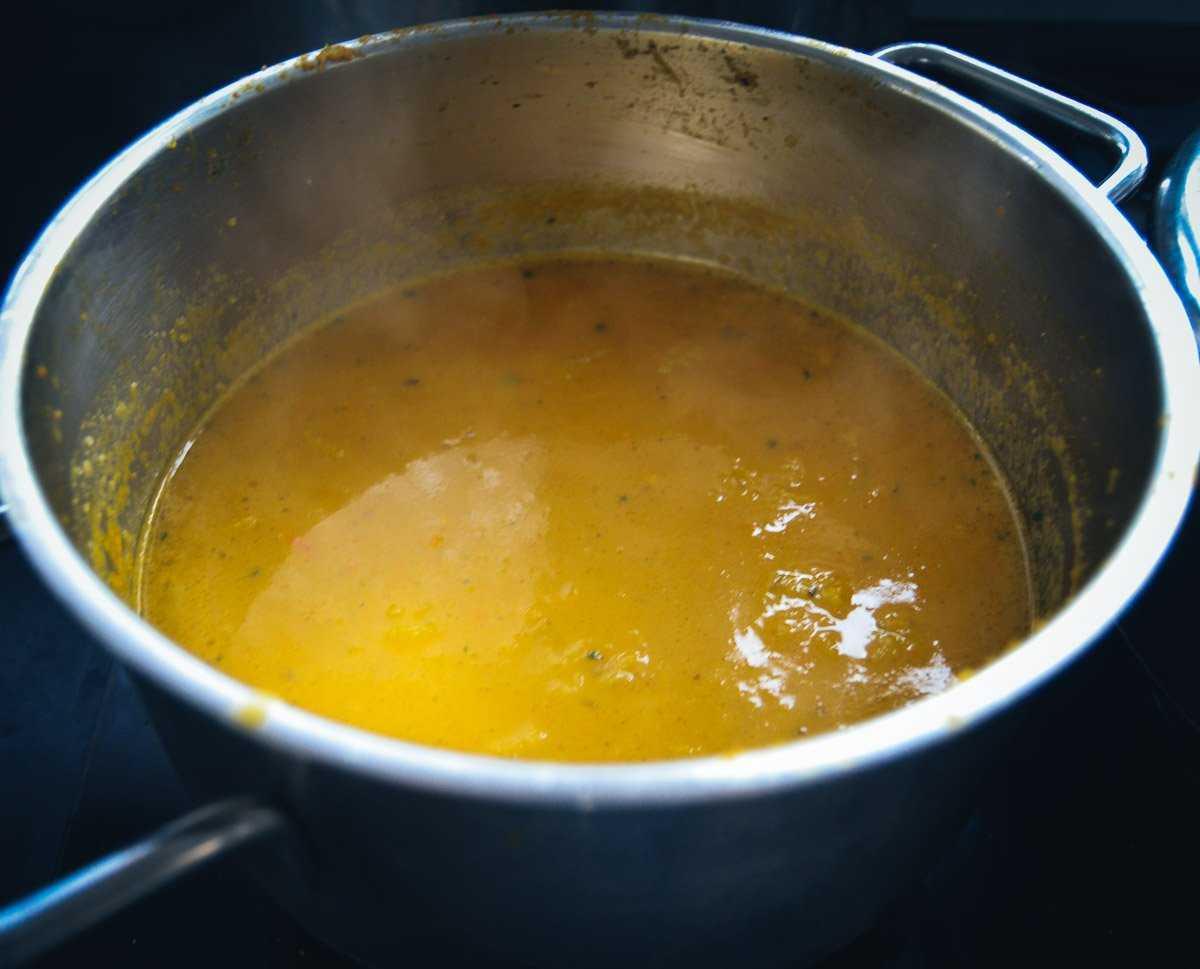 Orangensauce