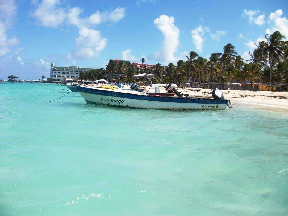 San Andres Kolumbien (Colombia ) Beach