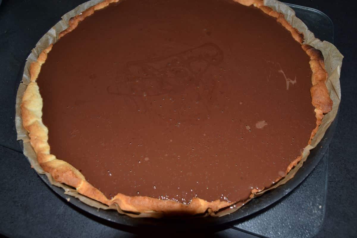 tarte-au-chocolat-schokoladen-tarte-