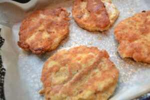 Schnitzel gebraten kochen aus liebe