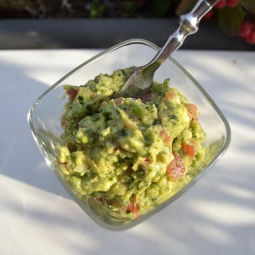 original Guacamole Rezept aus Kolumbien