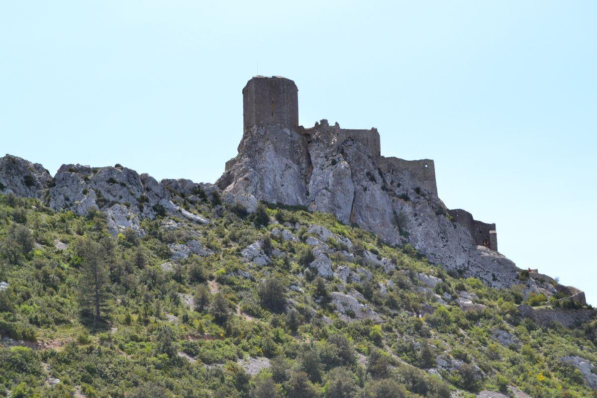 Burg Queribus