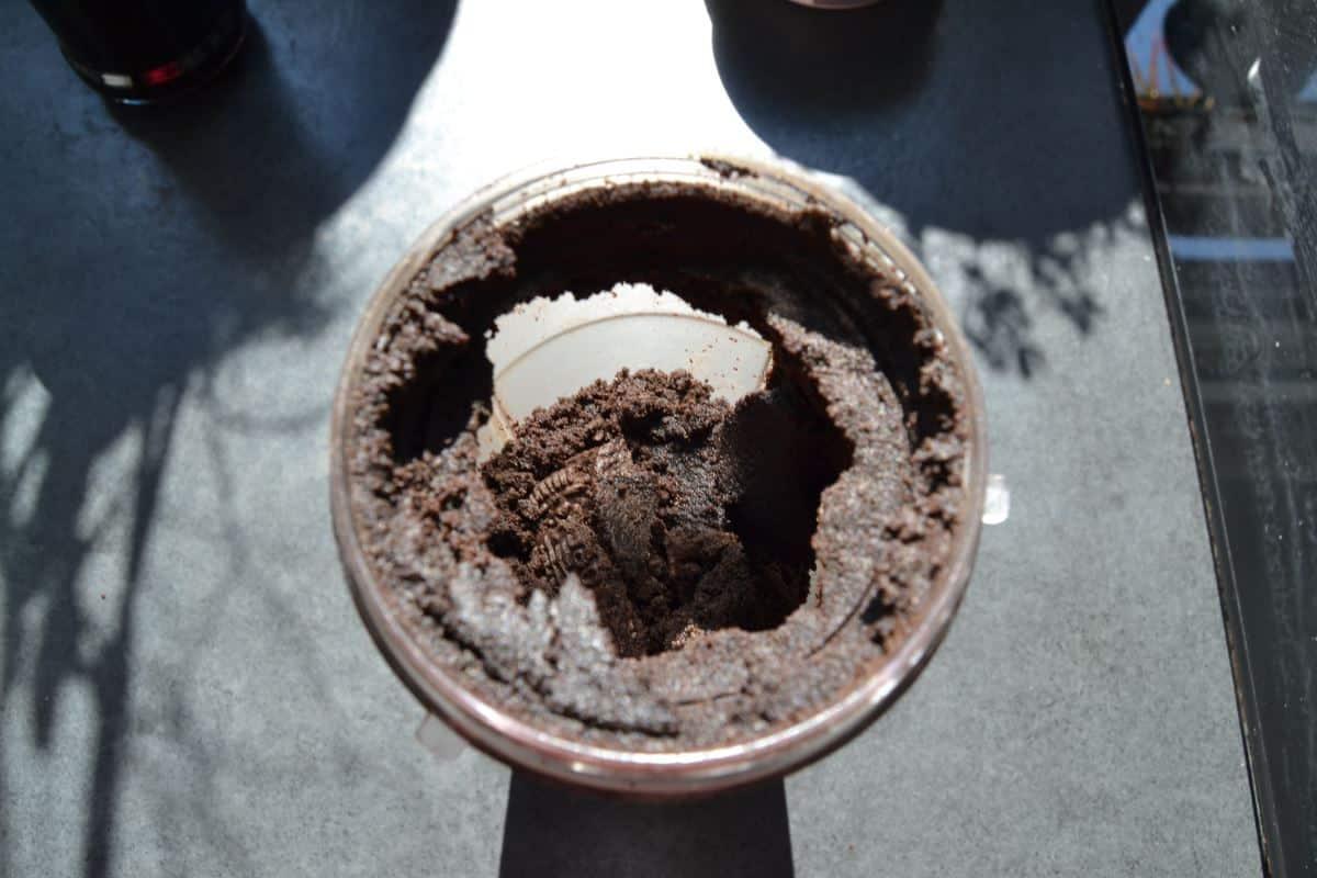 Oreo - Keksmasse für den Tortenboden