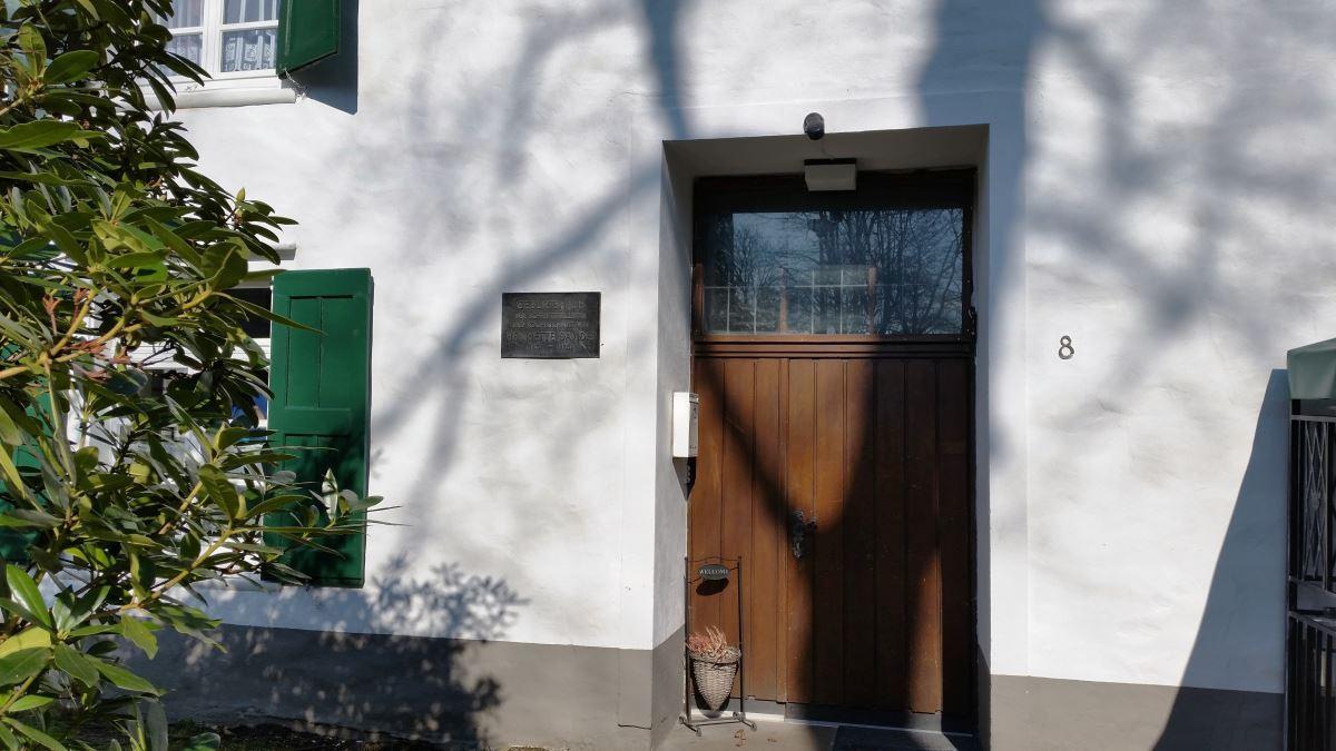 das westfälische Wohnhaus von Henriette Davidis in Wengern