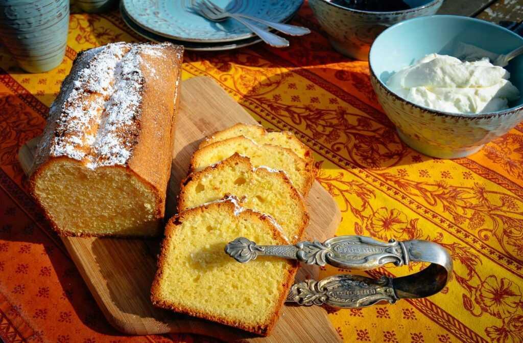 Rührkuchen Rezept Quatre Quart