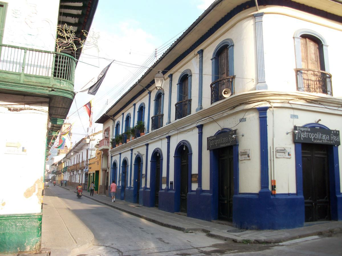 La Candelaria Bogota Colombia - Altstadt Bogota
