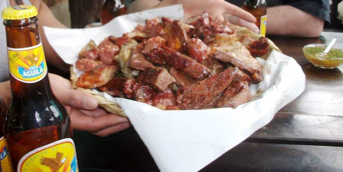 gegrilltest Fleisch La Calera