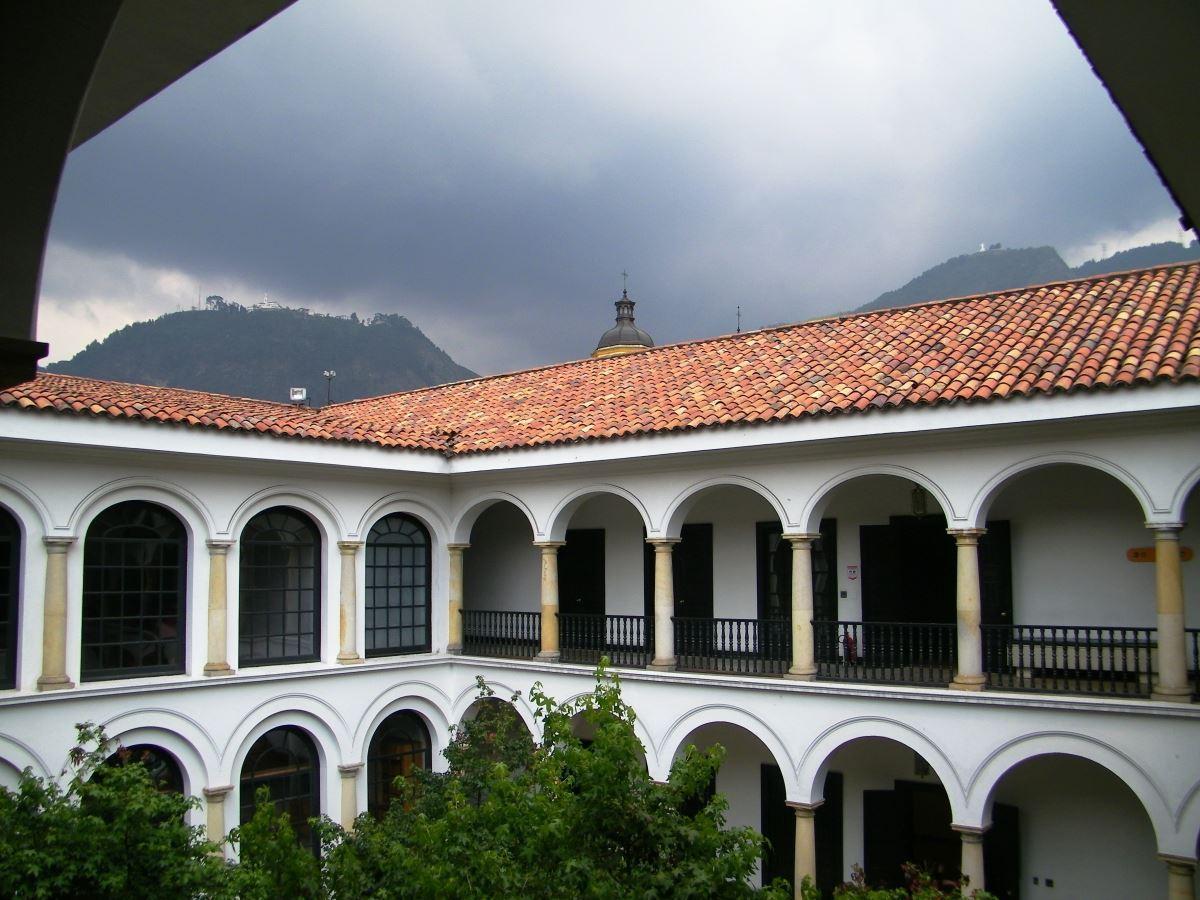 Mueso Botero en Bogota Colombia - Kunstmuseum Botero in Bogota
