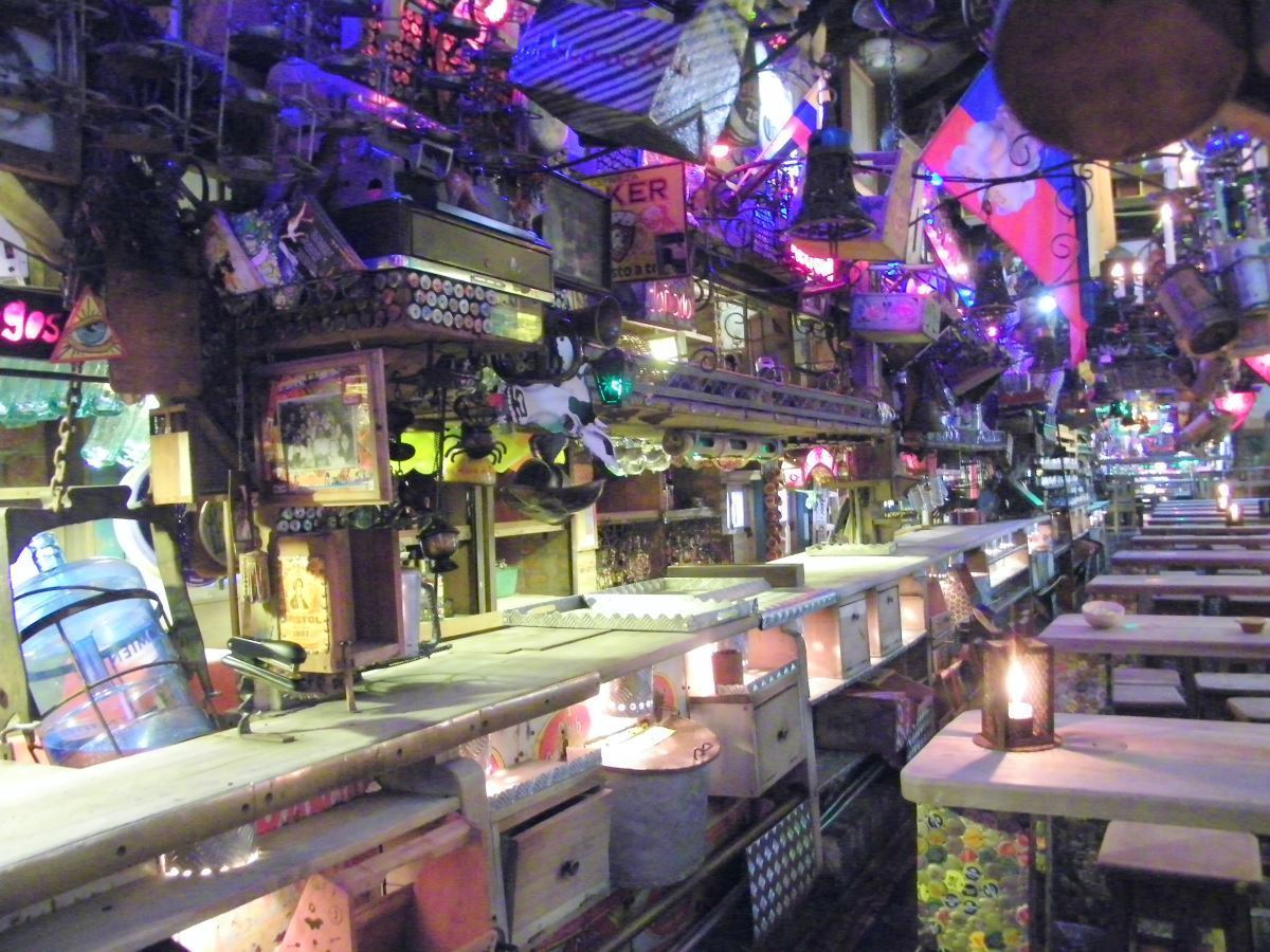 Andres Carne de Res in Bogota Colombia