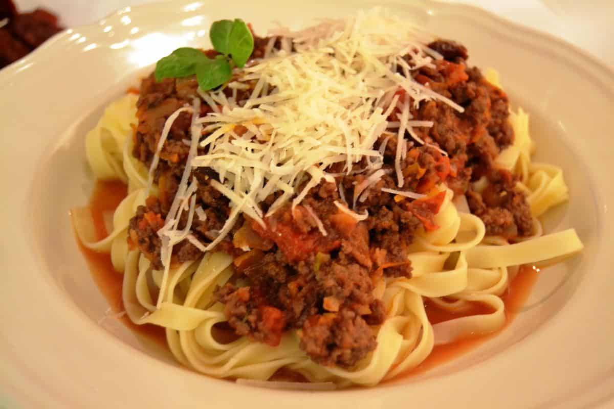 Spaghetti bolognese Rezept einfach