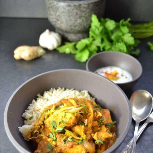 Chicken Tikka Masala Huhn Auf Indische Art Kochen Aus Liebe Food