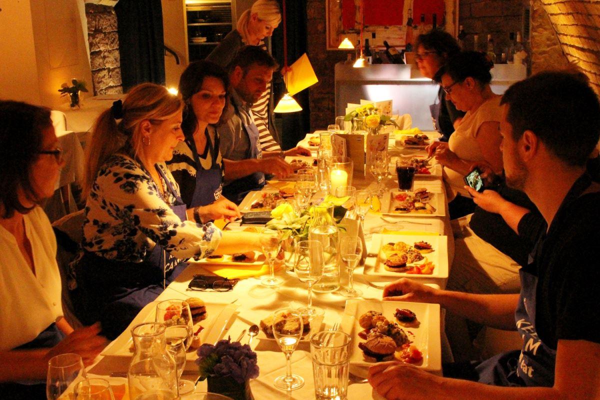 Blogger-Event im Alt Speyer im Gewölbekeller