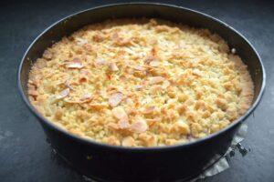 Aronia-Streuselkuchen