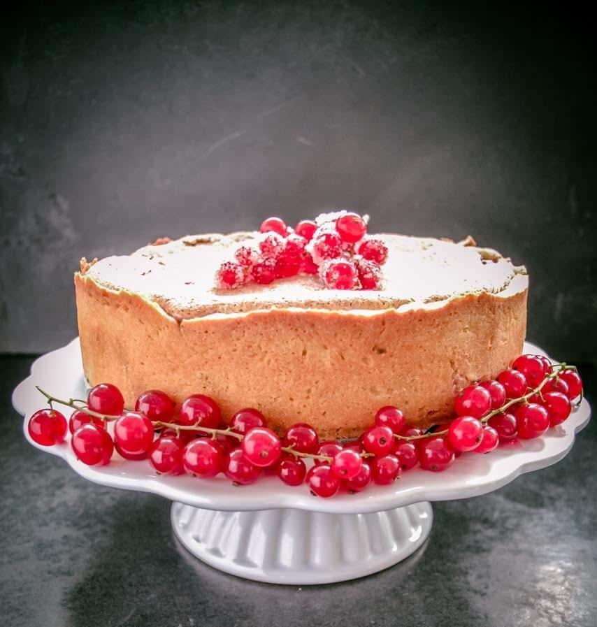 Johannisbeer-Baiser-Kuchen Omas Rezept - Kochen Aus Liebe