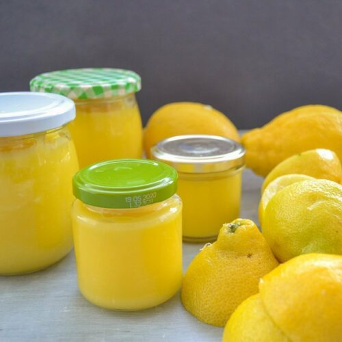 leckere Zitronencreme selber machen