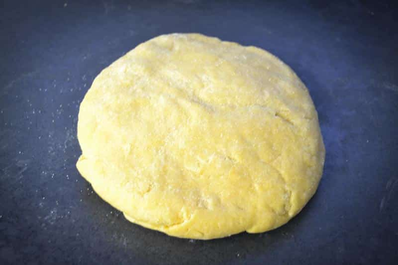 Pastateig-Nudelteig Grundrezept