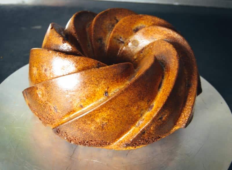 Schoko-Kirsch-Kuchen Rezept mit Whisky