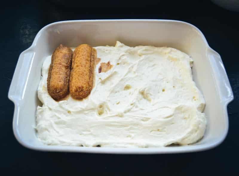 Tiramisu Rezept Dessert mit Amaretto - Kochen aus Liebe