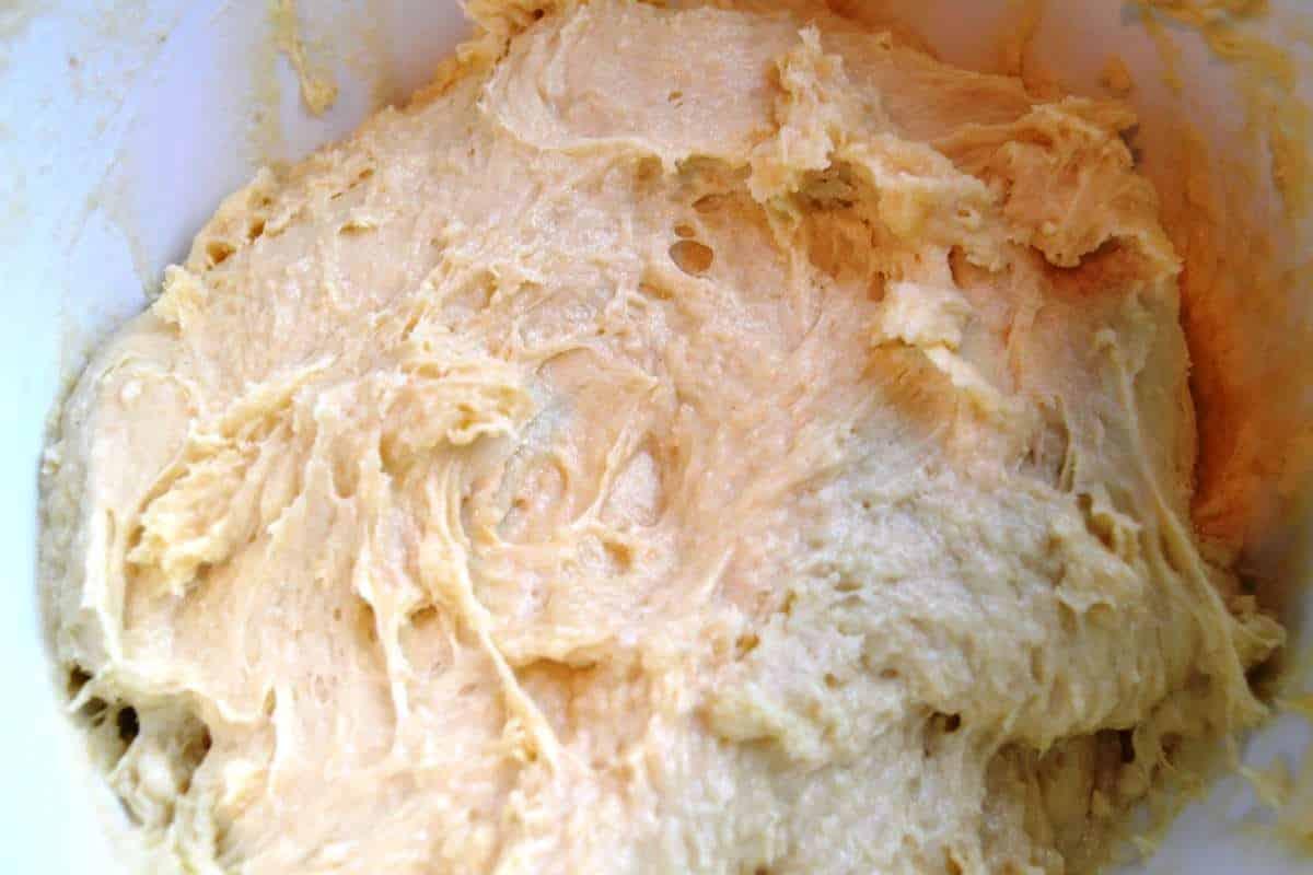 Butter Brioche Teig