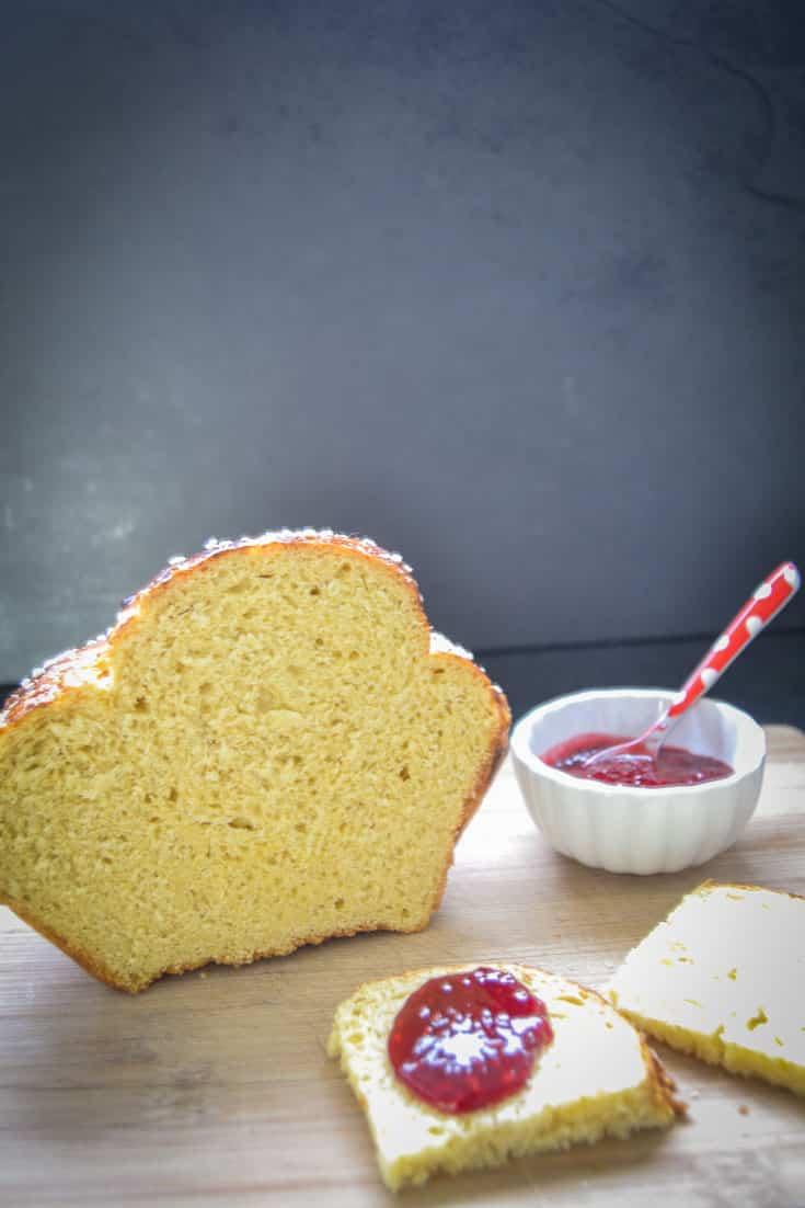 Butter Brioche Rezept original französisch