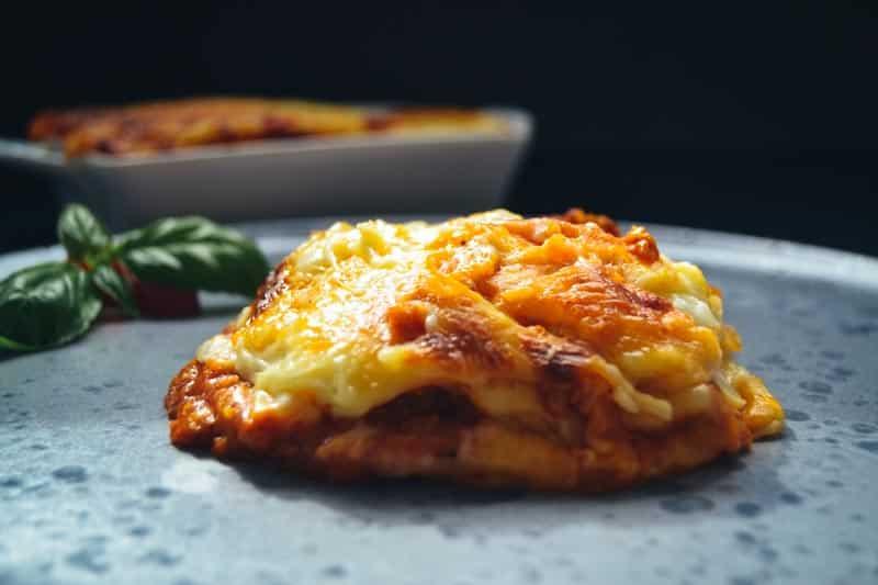 Lasagne Rezept mit Bolognese