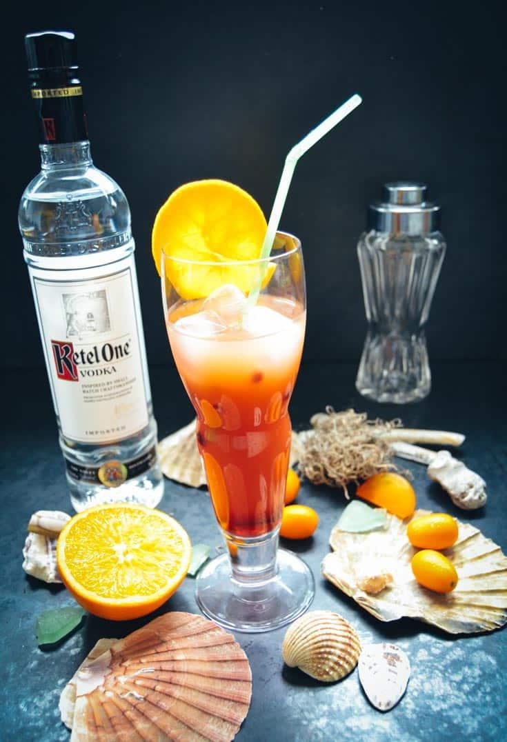 Sex on the Beach -Cocktail Rezept