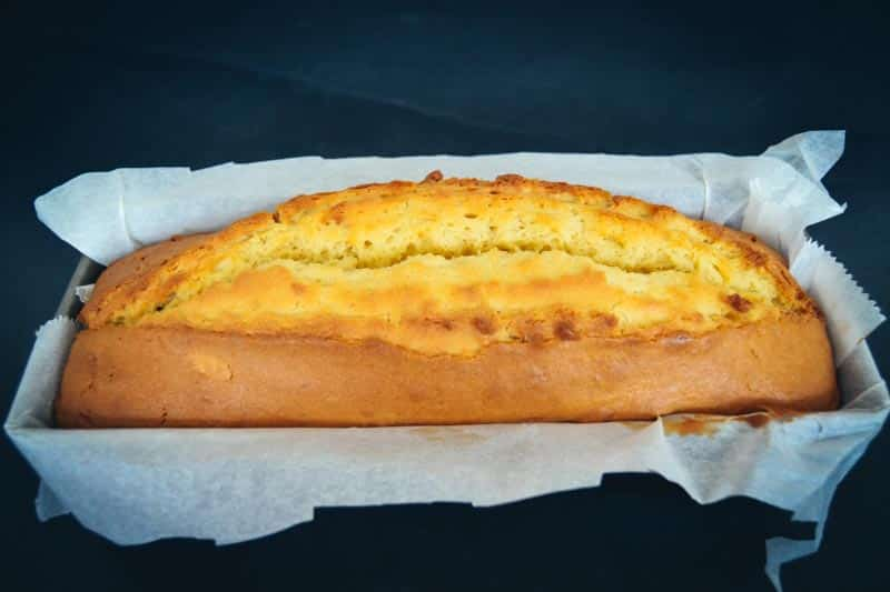 saftiger Zitronenkuchen Rezept Kastenkuchen