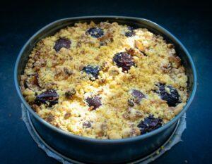 Rezept Pflaumenkuchen mit Streusel