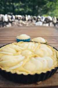 Birnentarte - Birnenkuchen