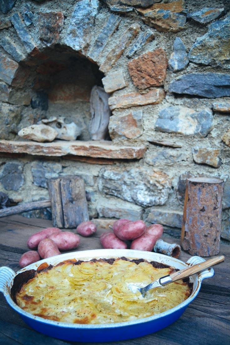Kartoffelgratin Rezept Gratin Dauphinois