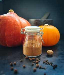 Pumpkin Spice Gewürz Kürbisgewürz mit Nelken, Zimt und Muskatnuss