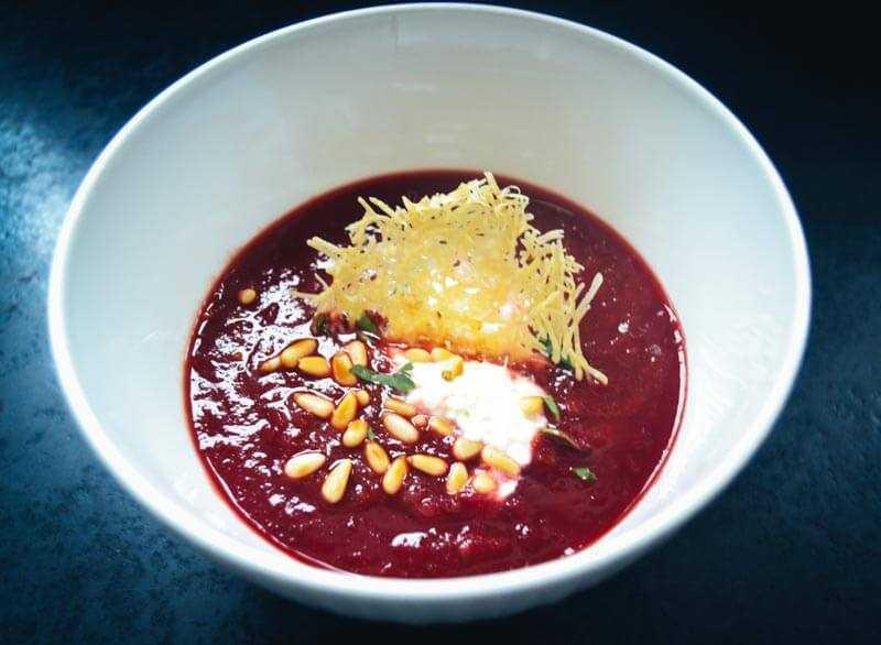 rote bete suppe rezept mit meerrettich kochen aus liebe. Black Bedroom Furniture Sets. Home Design Ideas