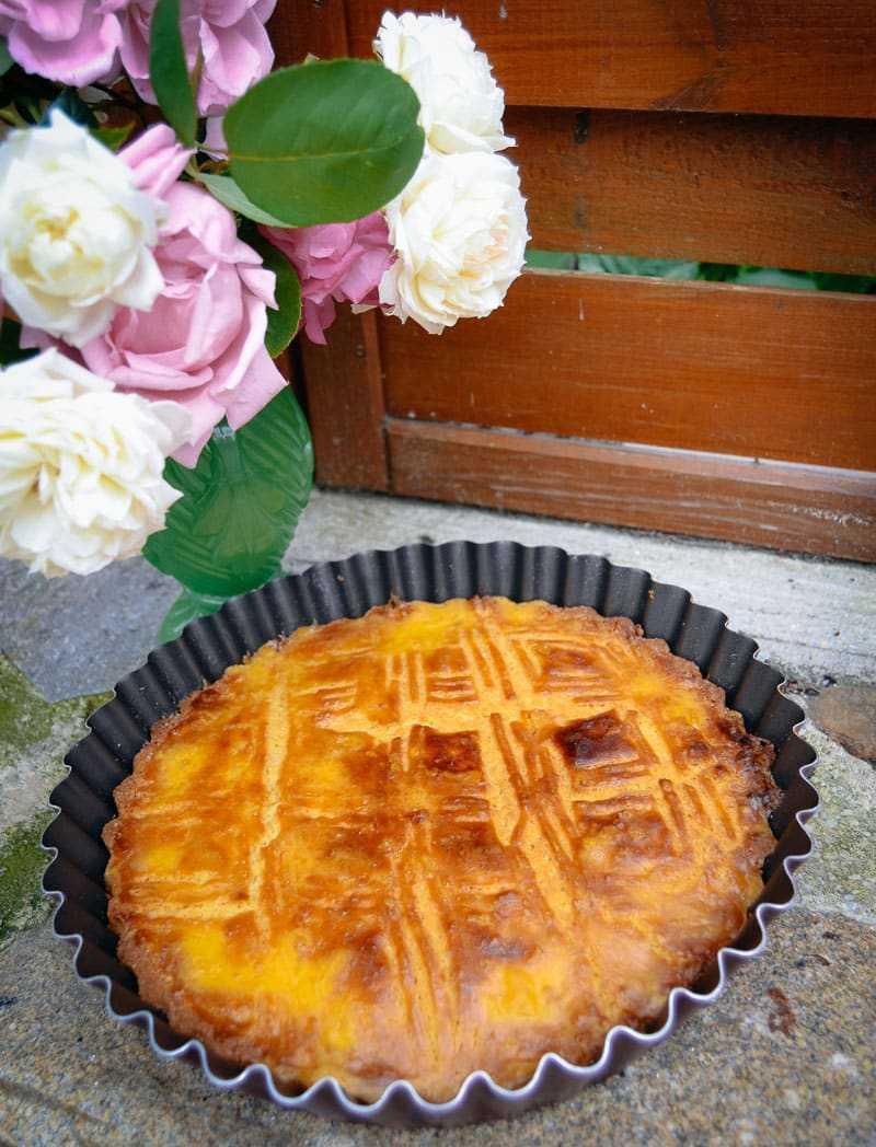 Bretonischer Butterkuchen Rezept