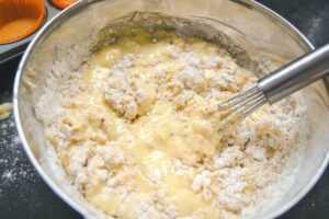 Bananenteig für Muffins