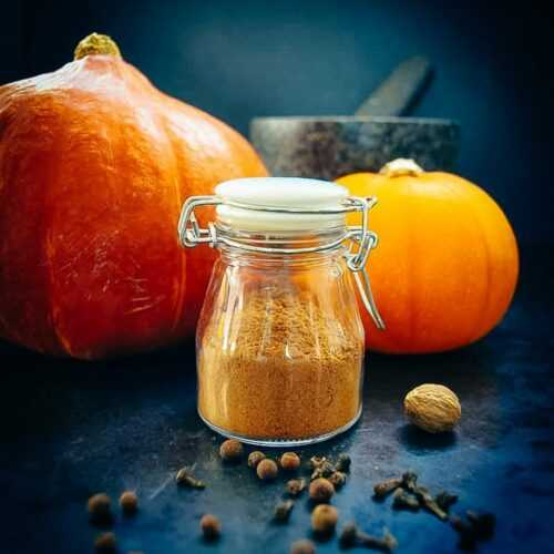 Pumpkin Spice Kürbisgewürz